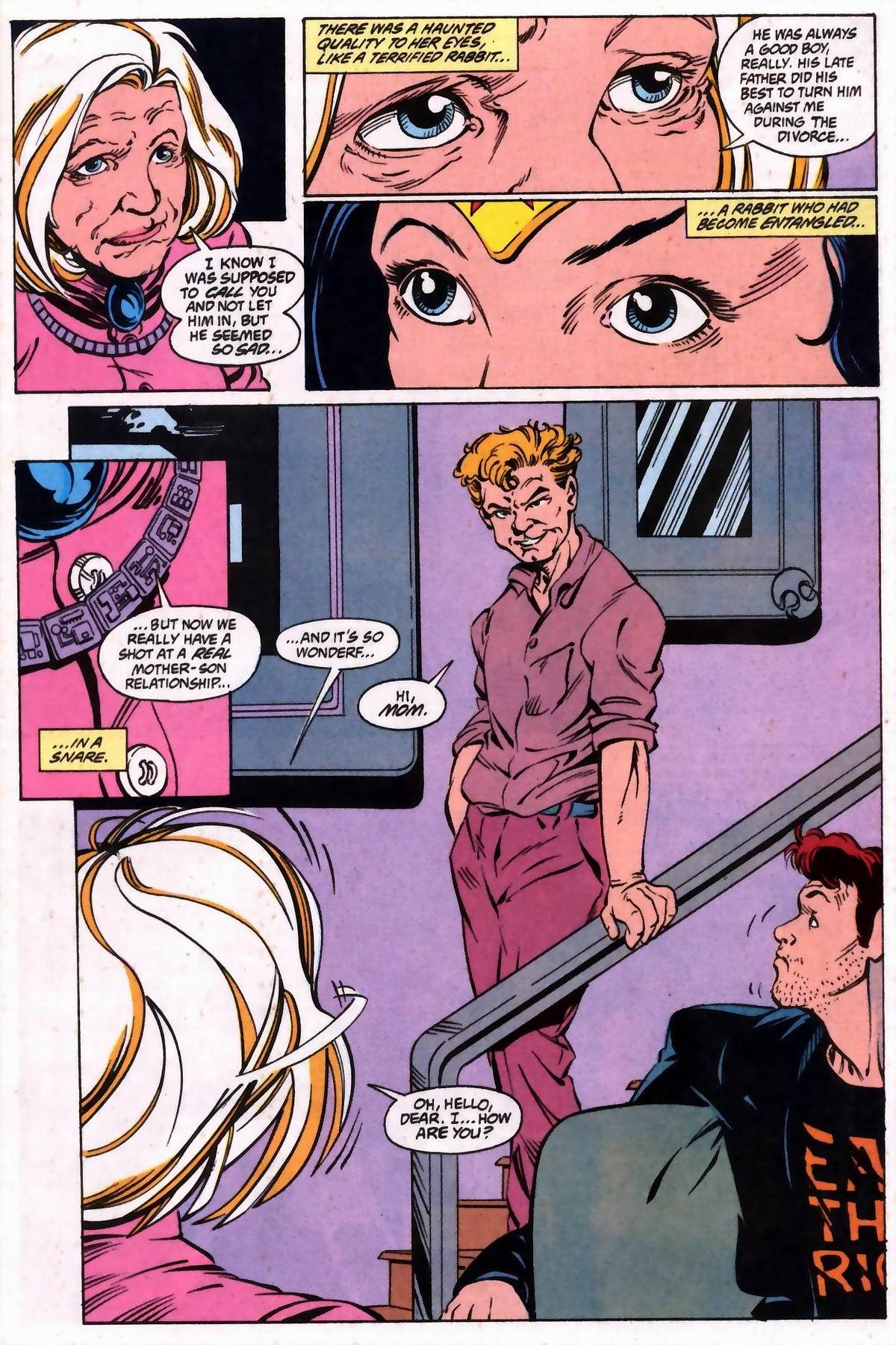 Read online Wonder Woman (1987) comic -  Issue #74 - 14