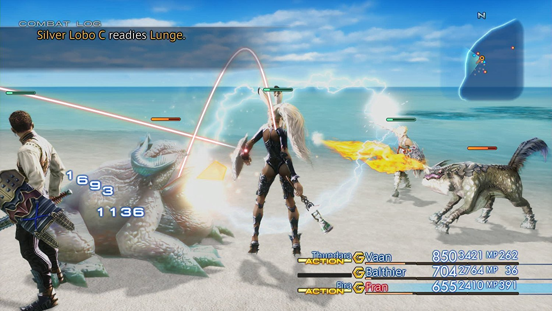 New Games FINAL FANTASY XII THE ZODIAC AGE PlayStation