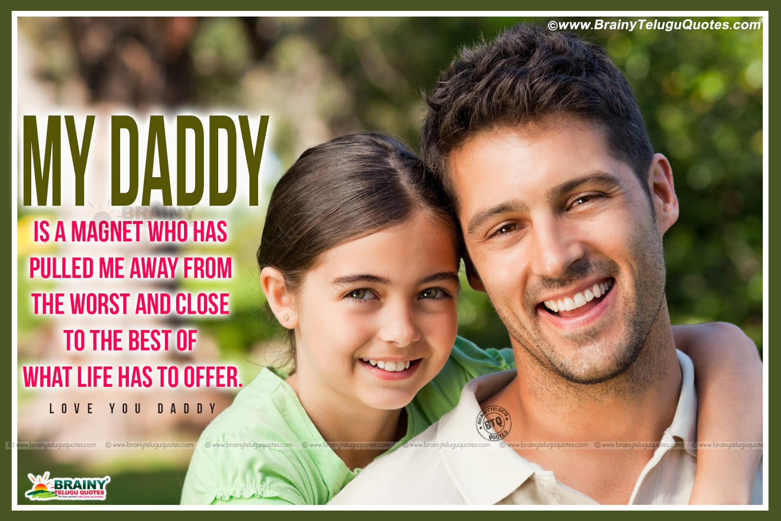 love father daughter relationship quotes