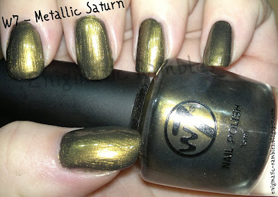Enigmatic Rambles 2014bloggerchallenge High End Nail