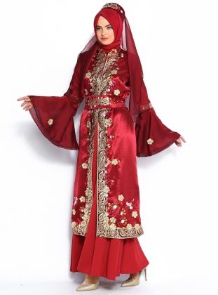 Baju Kaftan Muslimah Model Terbaru Ala Turki Gaya Masa