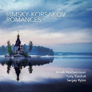 Rimsky-Korsakov Romances - Stone Records
