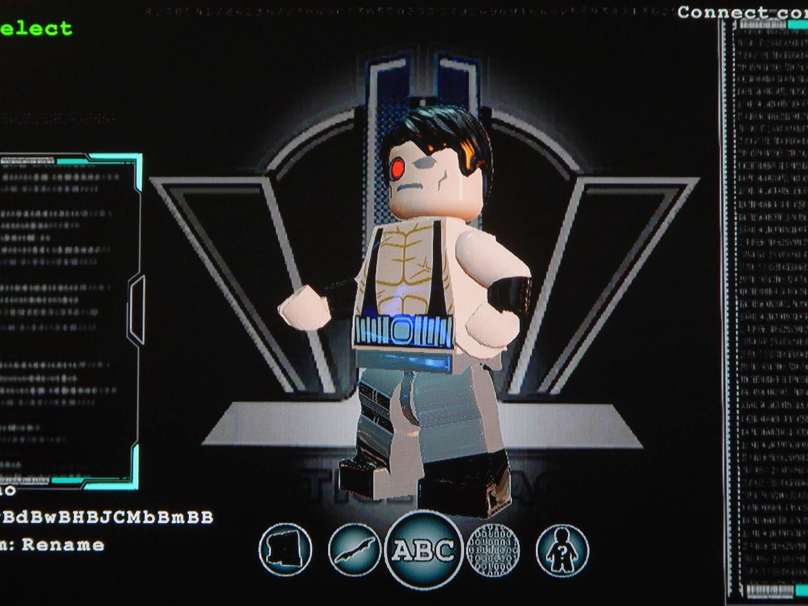 Fortress Of Stuffitude Lego Batman 3 Custom Characters