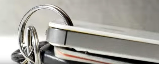 Jadikan Gantungan Kunci