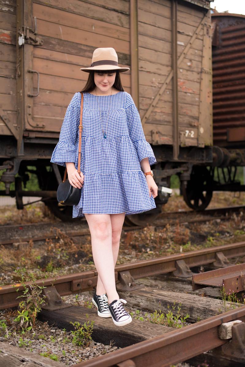 Scarlett Moffatt Gingham Dress
