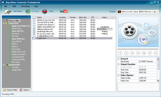 Convert film youtube flv menjadi mp3