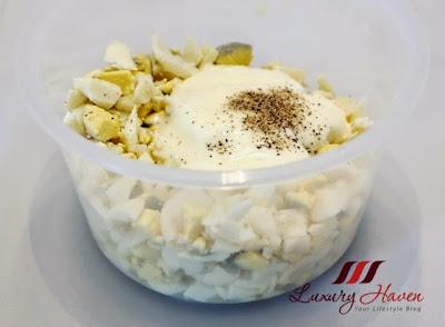 egg mayonnaise recipe