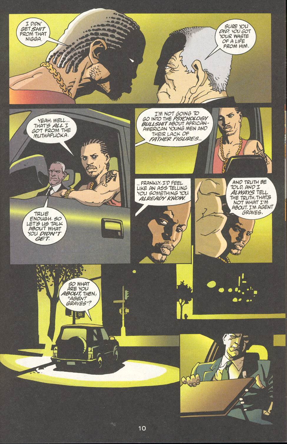 Read online 100 Bullets comic -  Issue #15 - 12