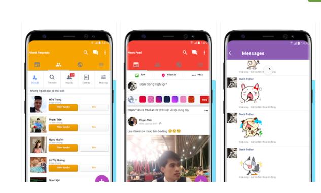 Download Aplikasi FB Lite Berwarna Untuk Android 2018