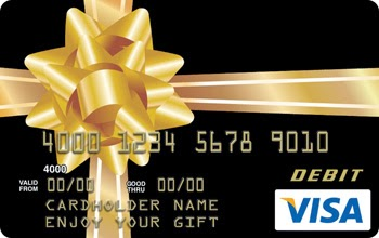 $250 visa gift card image