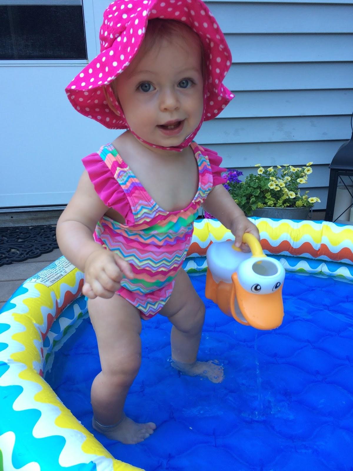 Pineapple Pete: Kiddie Pool Fun