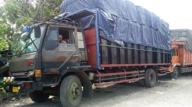 gambar truk fuso 190 ps klasik