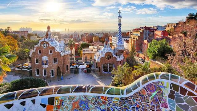 برشلونة سياحة