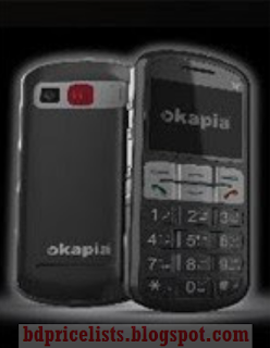 Latest Okapia Maa Mobile Full Specifications and Price In Bangladesh