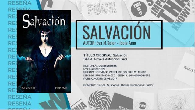 salvacion-eva-soler-idoia-amo-resena-novela