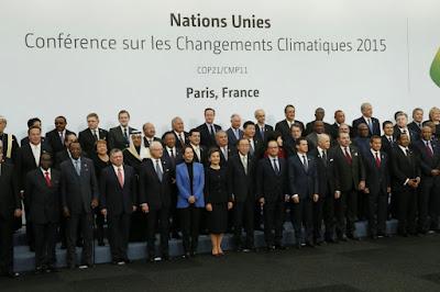 Verenigde Naties, Klimaatakkoord Parijs 2015