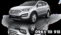 Giá xe Hyundai Santa fe 2016 Hải Phòng