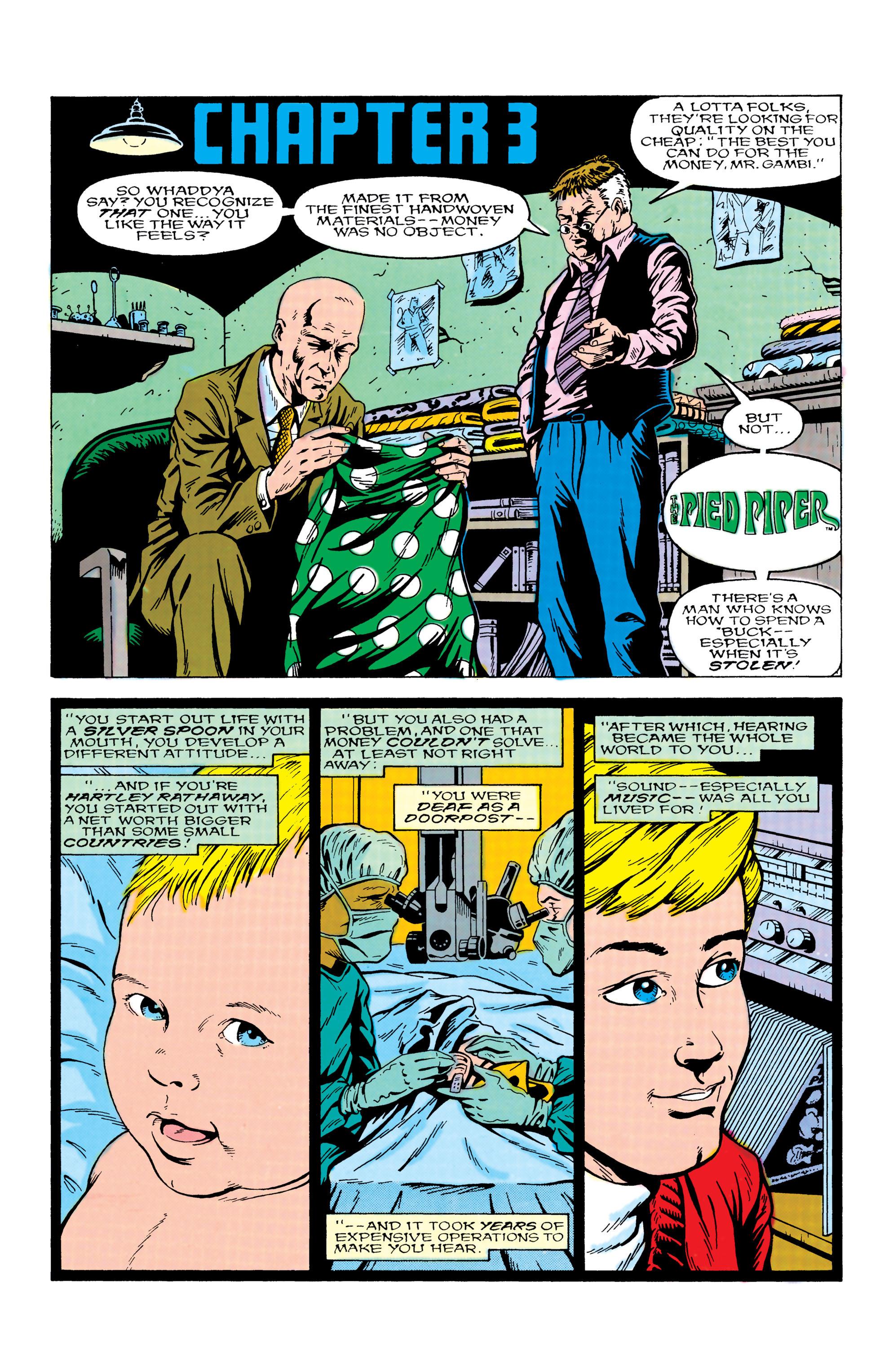 Read online Secret Origins (1986) comic -  Issue #41 - 14