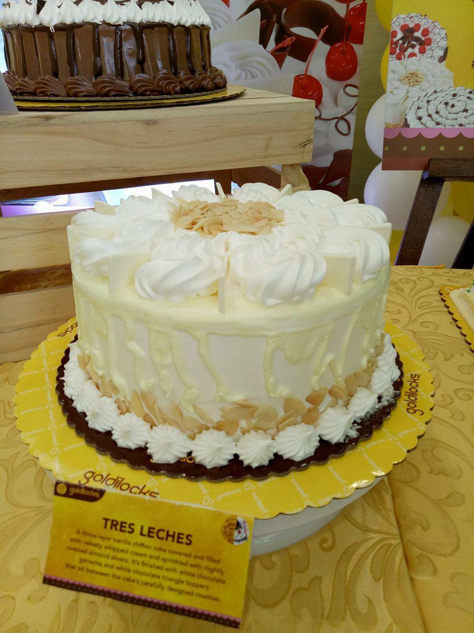 Goldilocks celebrates National Cake Day! 69586961c047