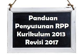 gambar panduan penyusunan rpp k13 revisi 2017 pdf