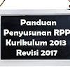 panduan penyusunan rpp k13 revisi 2017 pdf