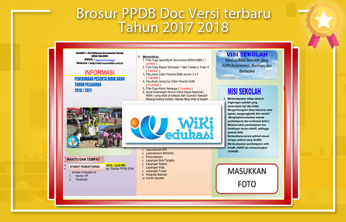 Brosur PPDB Doc