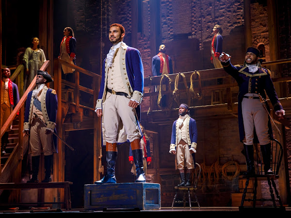 Coming to Detroit: Hamilton