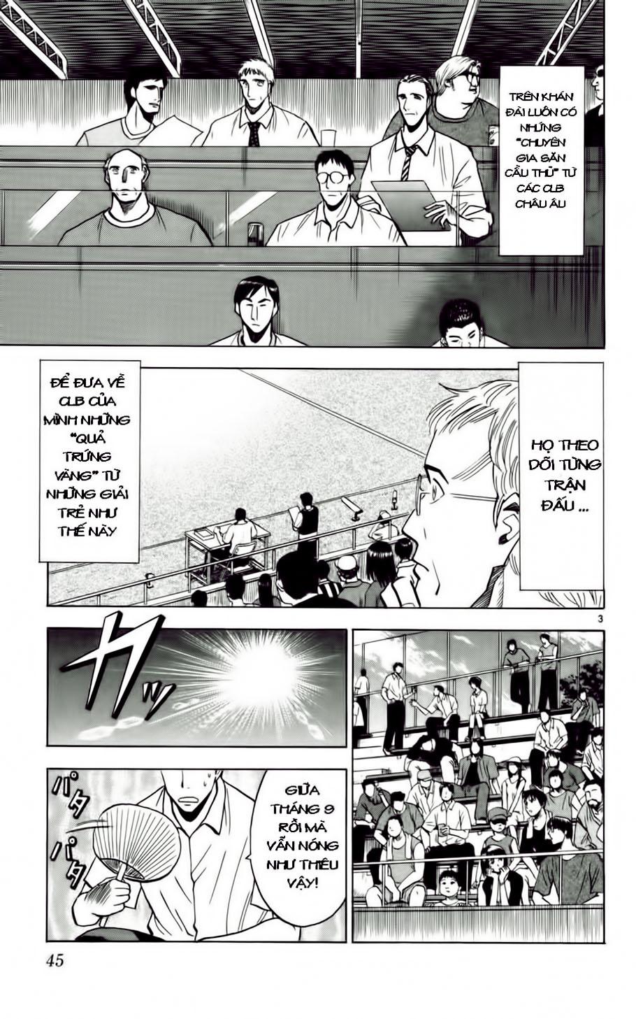 Fantasista chap 56 trang 3