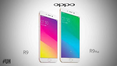 OPPO R9 and R9 Plus leaked: 4GB RAM, 4000mAh and
