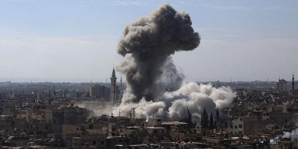 Συρία - Νεκροί 23 άμαχοι σε αεροπορικές επιδρομές