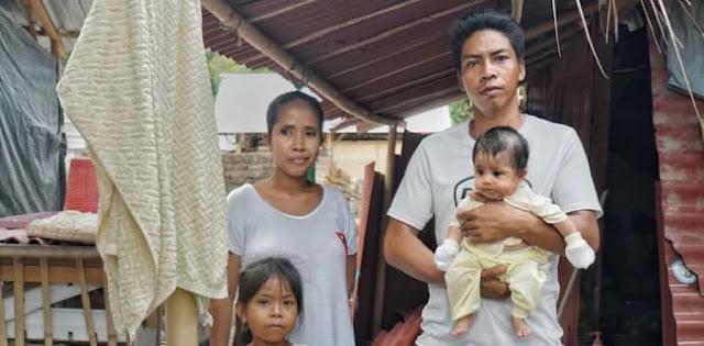 Korban Gempa Lombok Masih Menanti Janji Rumah Dari Jokowi