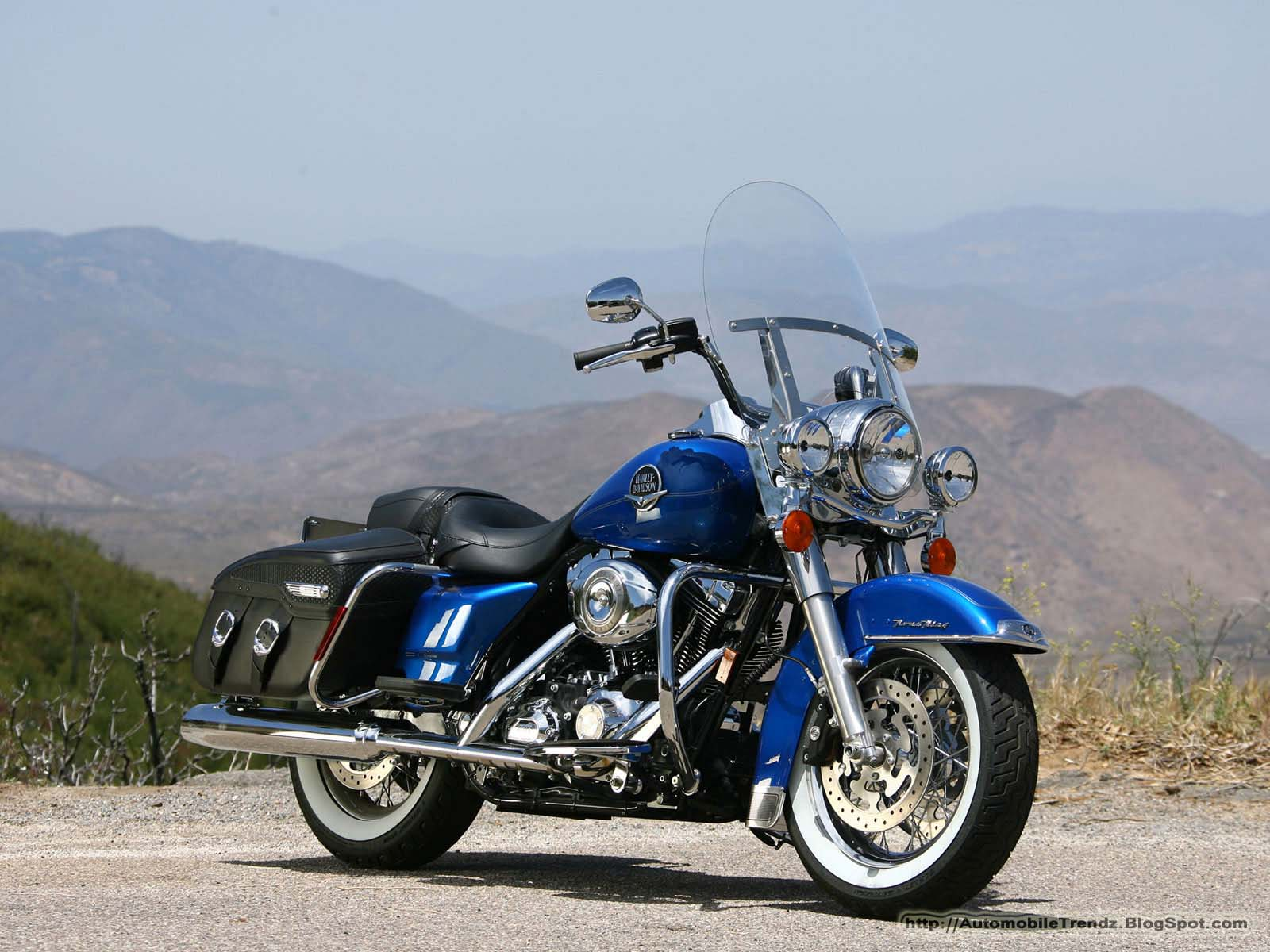 Automobile Trendz: Harley Davidson Road King