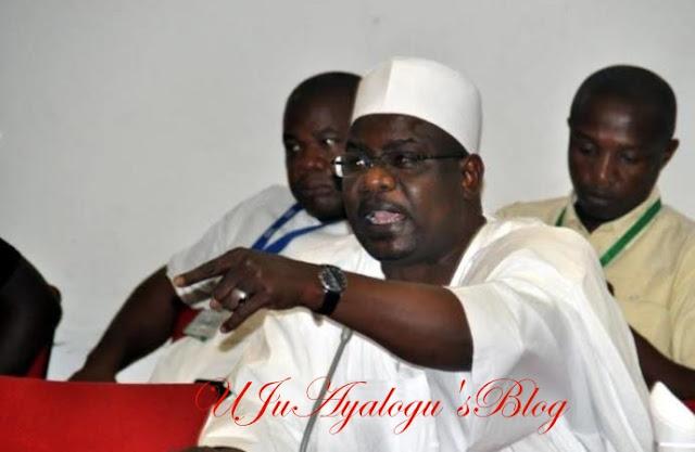Saraki: Ndume reveals Senators' final decision after meeting with Buhari