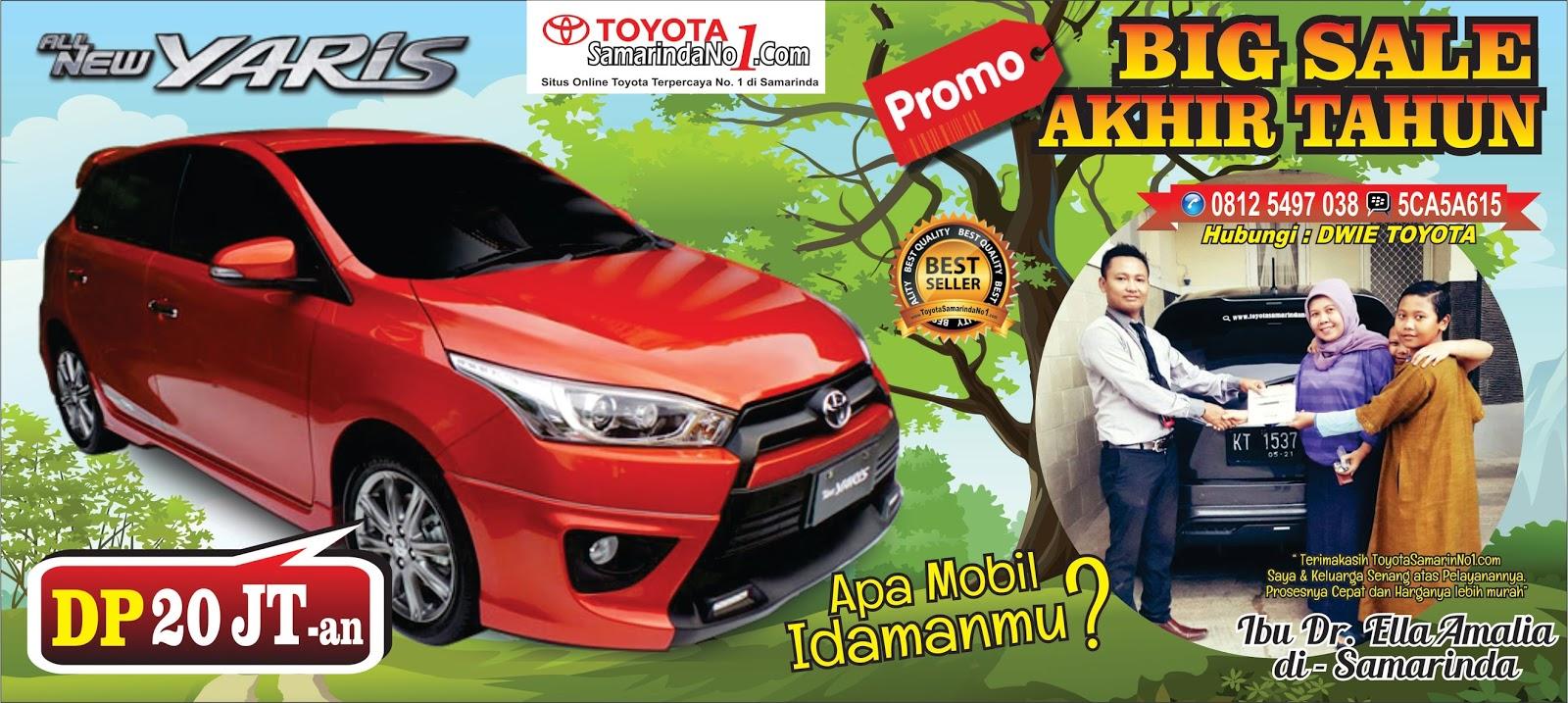 Big Sale Akhir Tahun Promo Toyota Akhir Tahun Promo Mobil Baru Dp