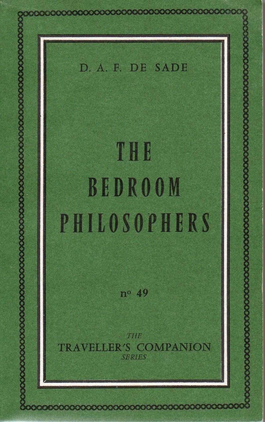 Ken Hollings: The Bedroom Philosophers – The Marquis de Sade