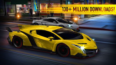 CSR Racing Apk v3.5.0 Mod (Unlimited Gold/Silver)-1