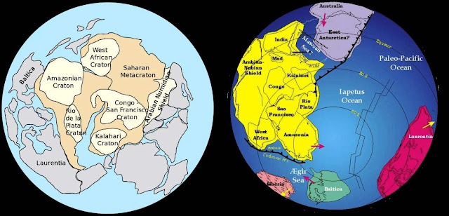 Geologist Identifies Hidden Clues to Ancient Supercontinents, Confirms Pannotia