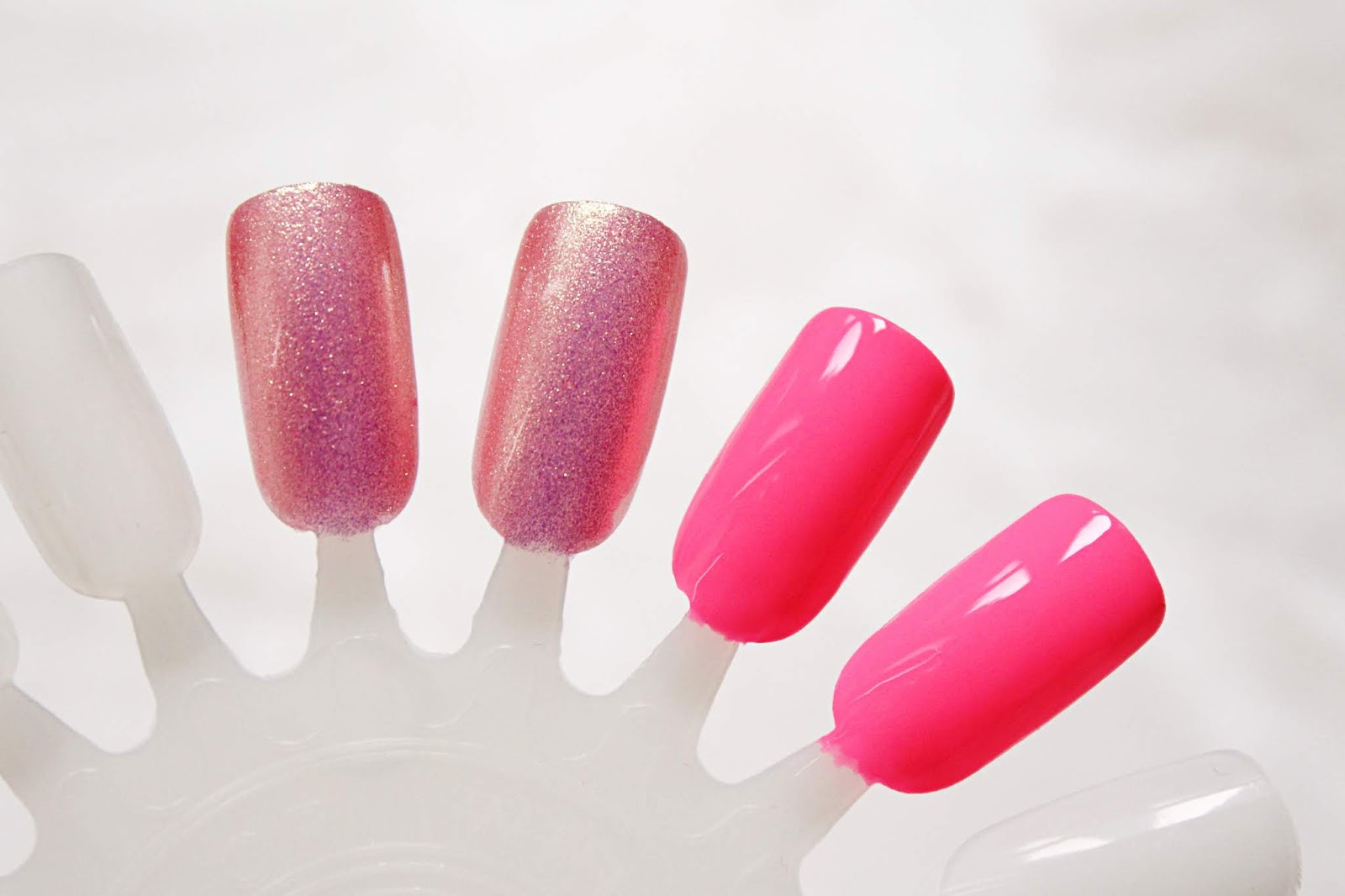 Nails Inc Flock You Duo Review & Swatches