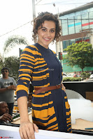 Taapsee Pannu looks super cute at United colors of Benetton standalone store launch at Banjara Hills ~  Exclusive Celebrities Galleries 010.JPG
