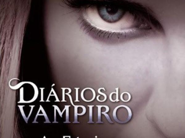 Resenha II Diários do vampiro - Livro 03 -  A Fúria - L.J Smith