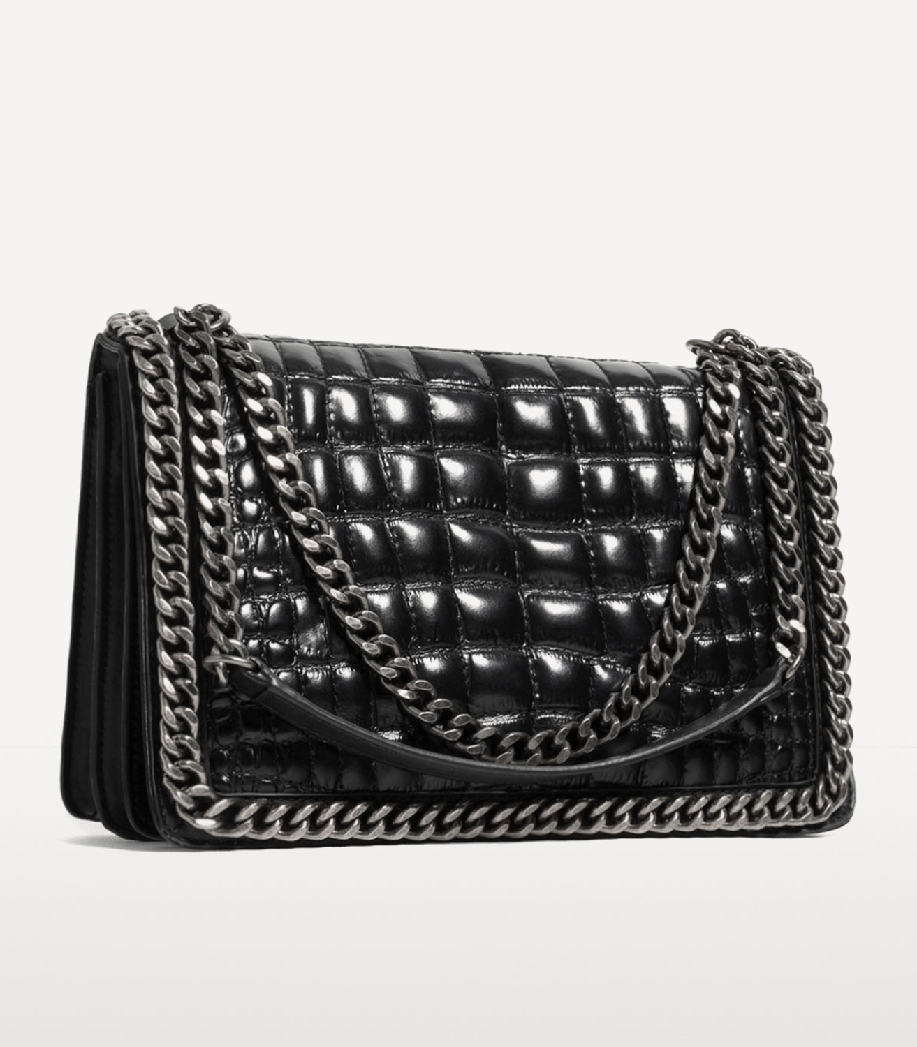 Buy Zara Chain Bag