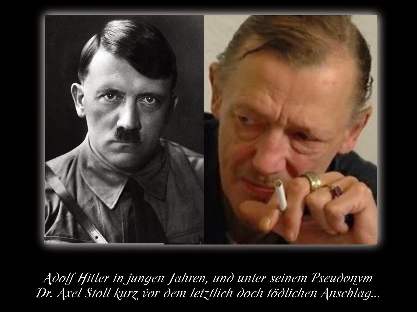 Adolf Hitler Alter Heute