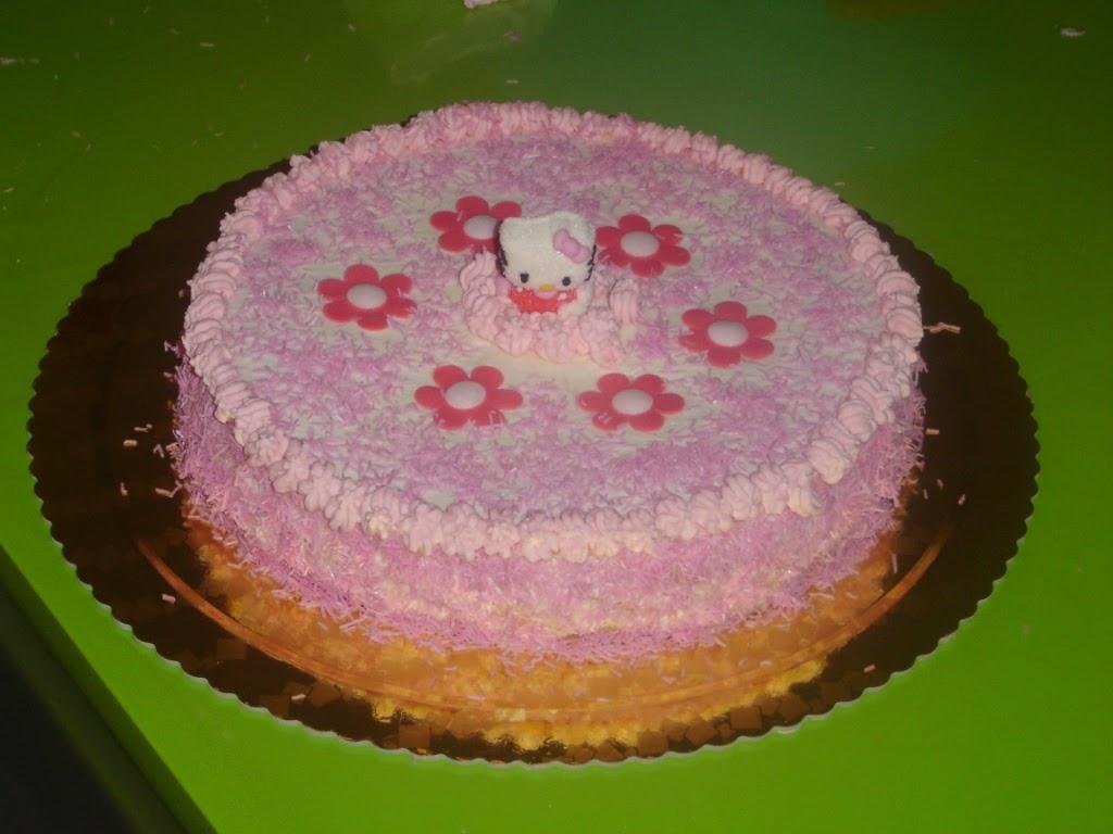 Apprendista mamma decorare una torta di compleanno per for Decorare una stanza per bambini