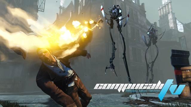 Dishonored Xbox 360 Imagene Region Free Proton Español