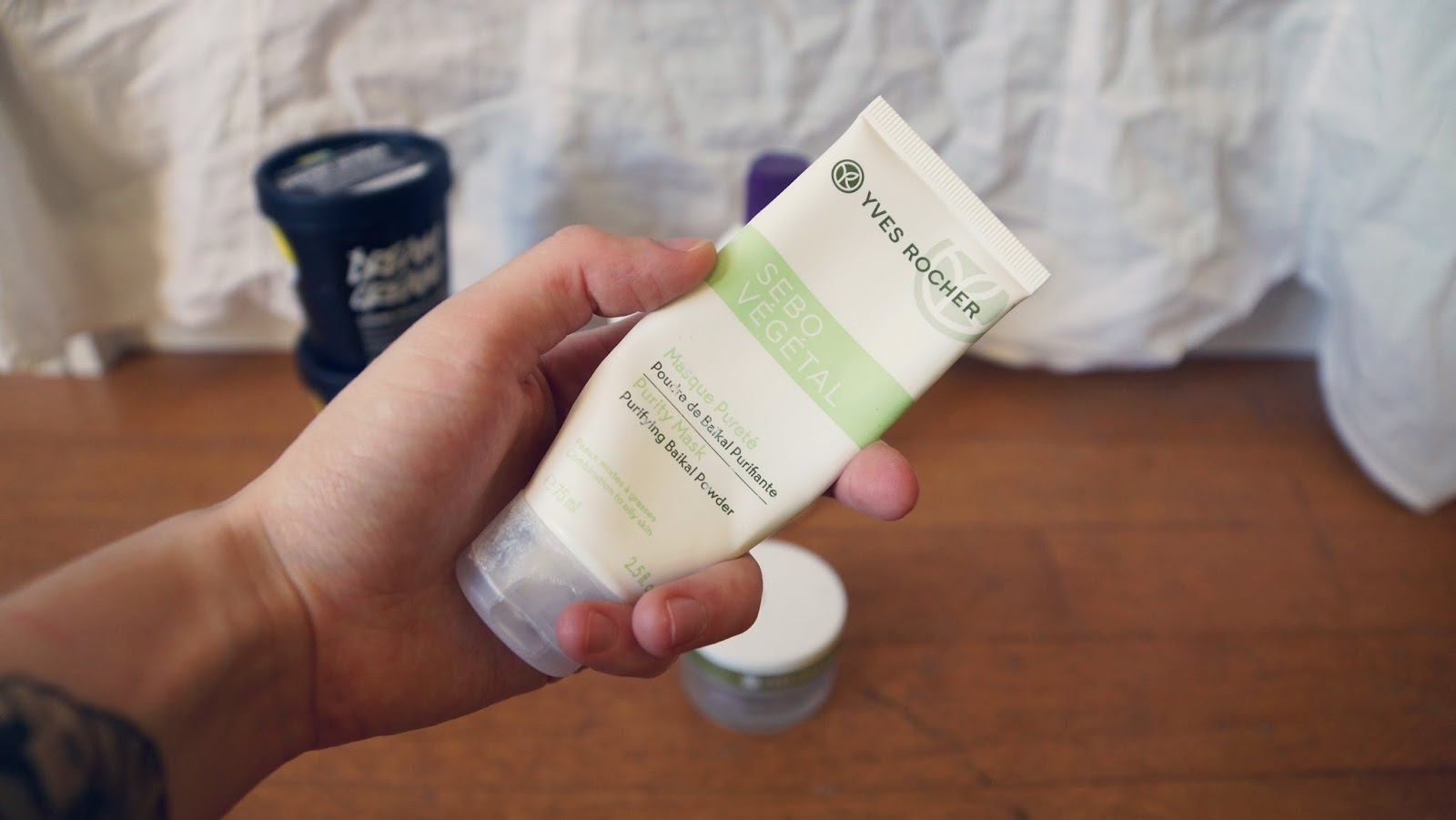 Yves Rocher Purifying Clay Mask Review
