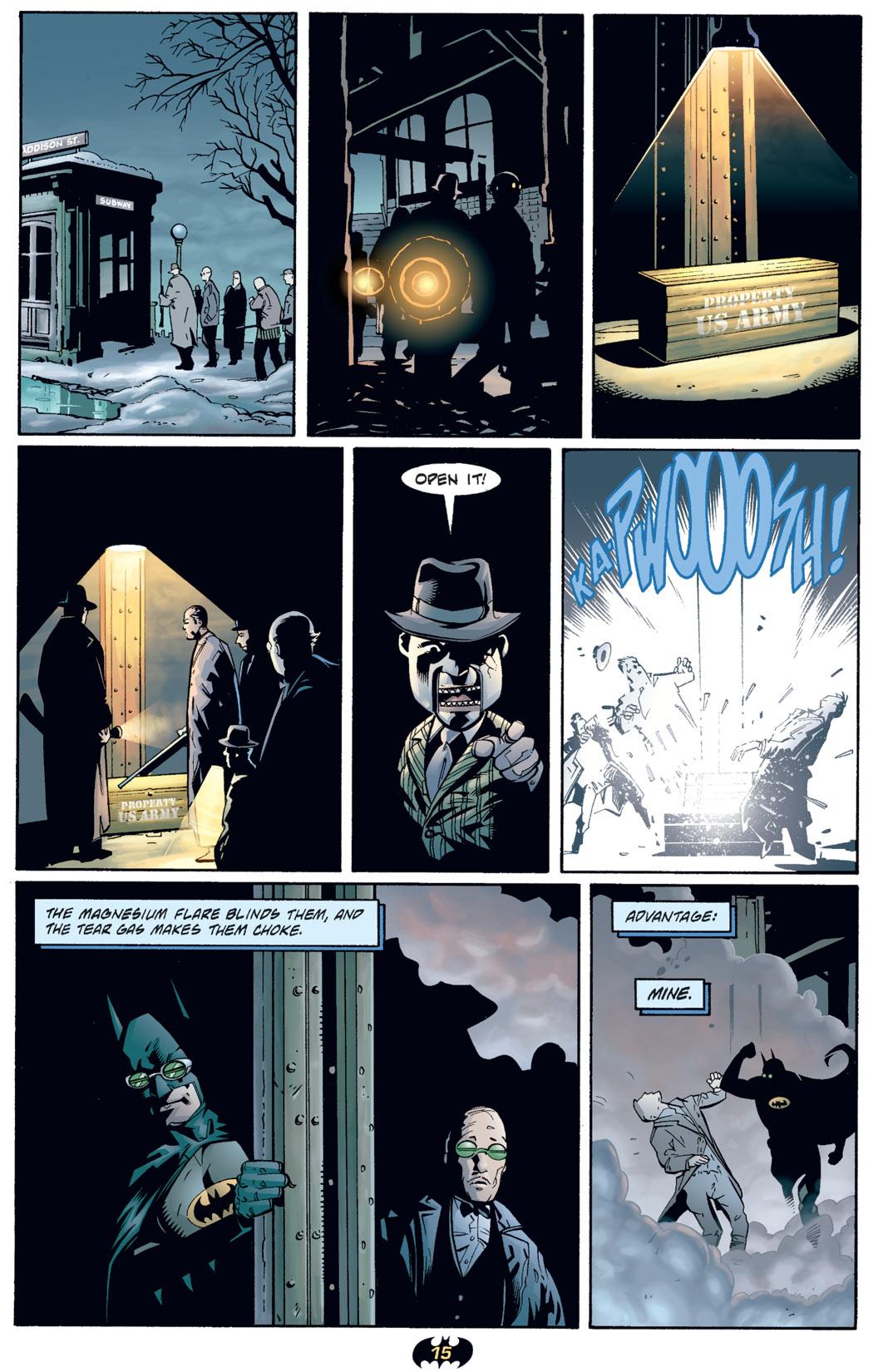 Detective Comics (1937) 730 Page 15