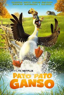Pato Pato Ganso - HDRip Dual Áudio