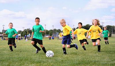 Anak dan Olahraga