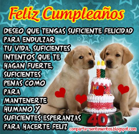 deseo de cumpleaños felices