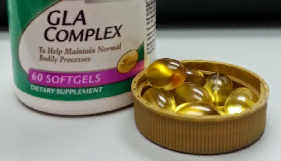 GLA Complex Shaklee bantu Hilangkan Parut Chicken Pox Yang Hodoh Dengan Cepat Sebelum Ditegur Kawan